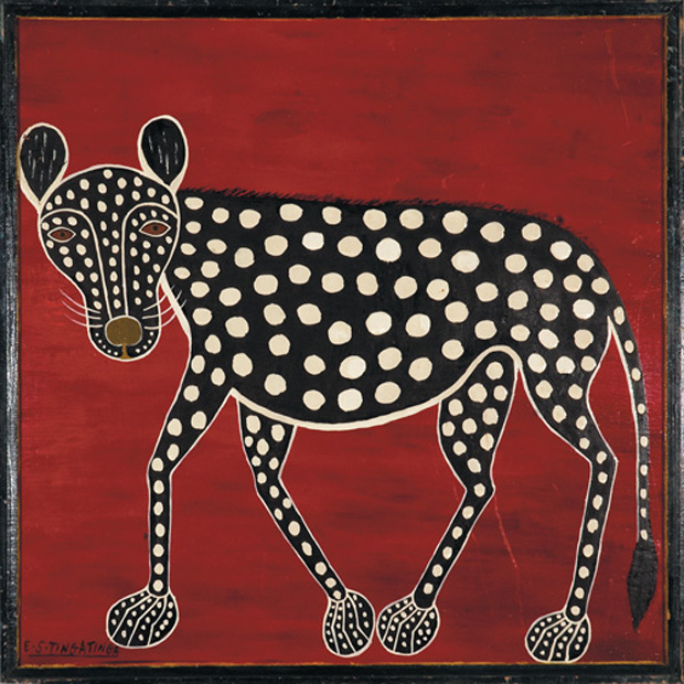 E.S Tingatinga art