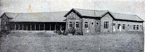 म्युनिसिपल दवाखान्याची जुनी इमारत