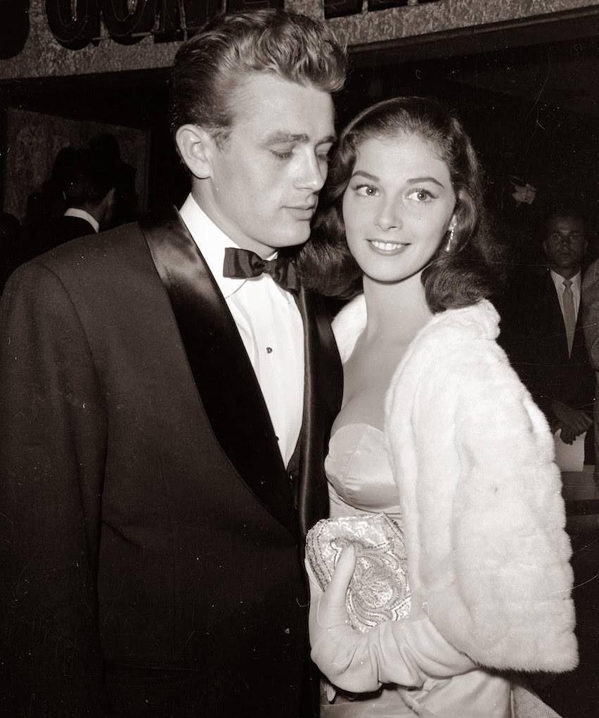 Displaying images for liz sheridan - The Gallery For Gt Pier Angeli And James Dean