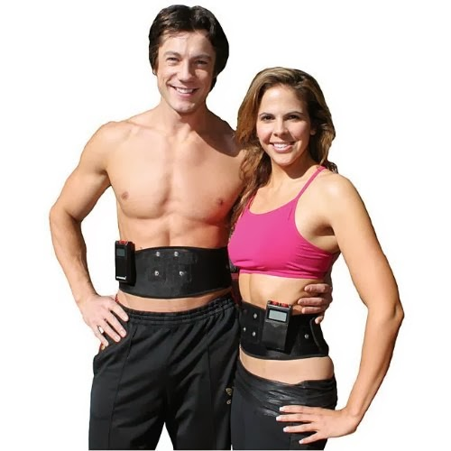 Ab Toning Belt Imaqe