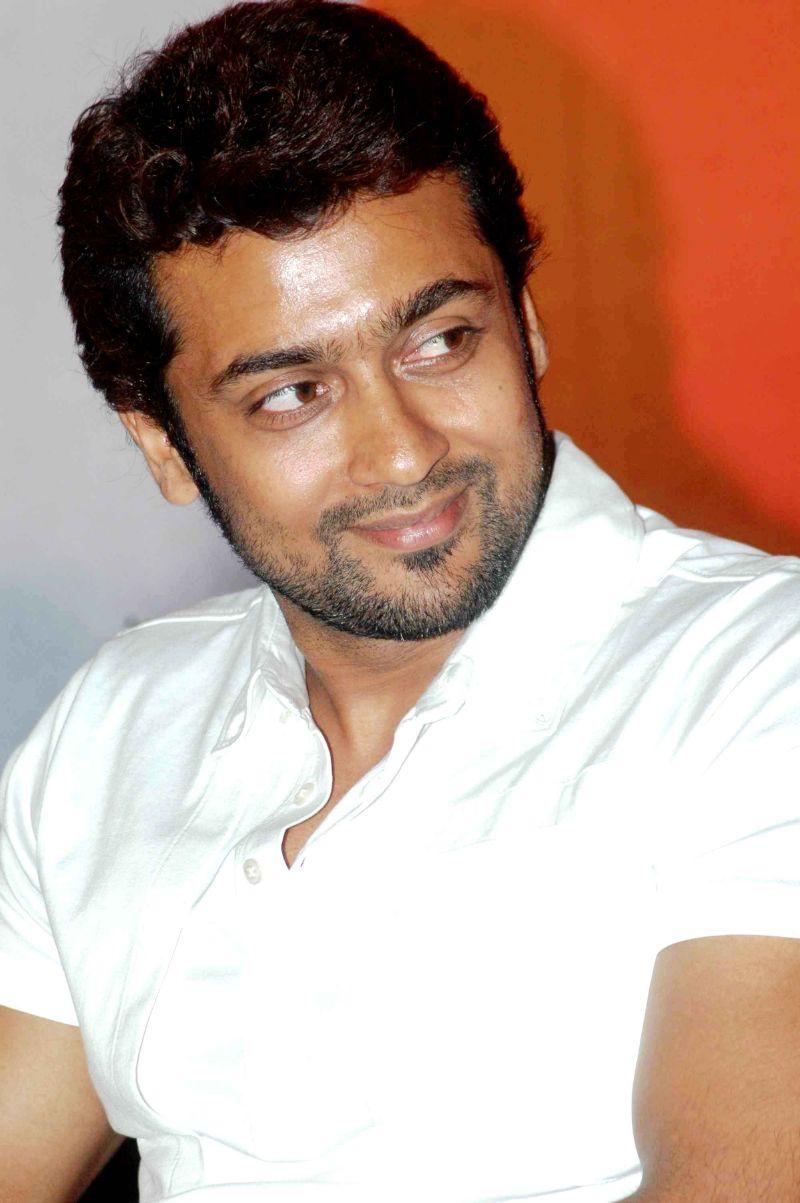 Actor Surya Southcinegallaries