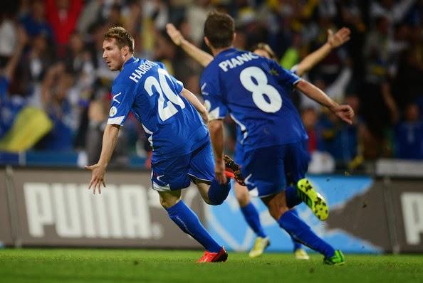 Slovačka - BiH 1:2 - Snimak utakmice