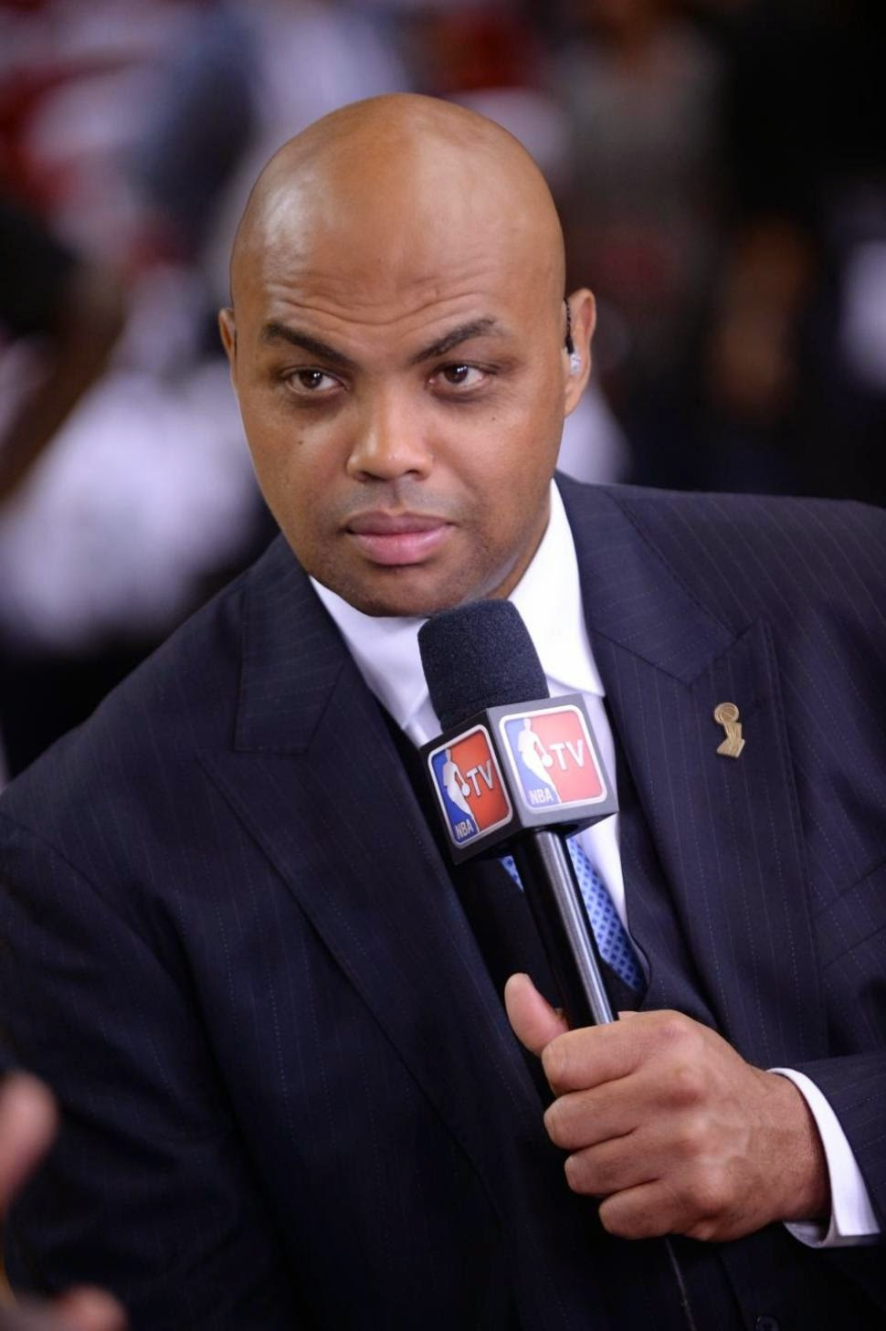 Charles Barkley Comments on Role of Advanced Statistics