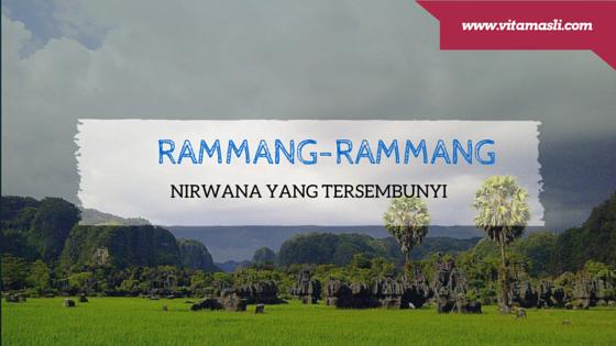 Traveling Rammang-Rammang