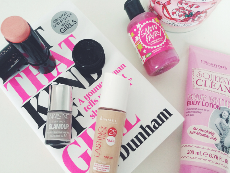 UK beauty blogger, monthly favourites, november favourites, beauty, makeup, bblogger