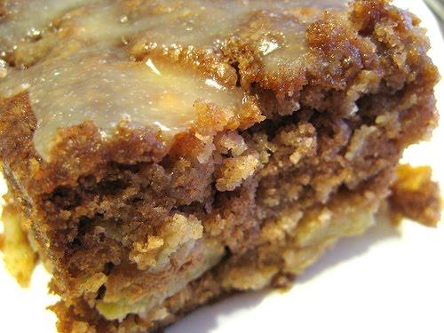 Cinnamon - Apple Cake Recipe, Easy Apple Cake Recipe