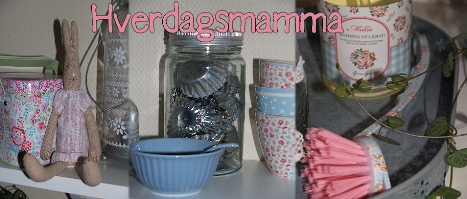 HVERDAGSMAMMA