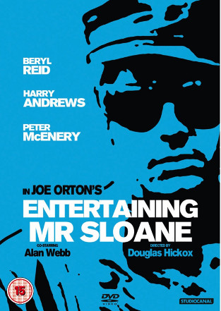 Entertaining Mr Sloane Poster