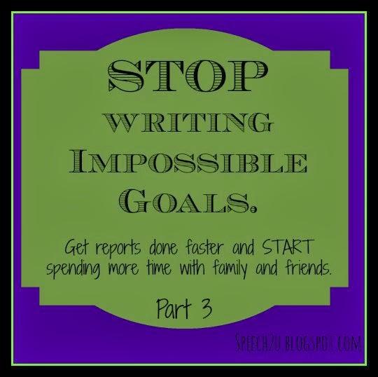 iep writing goal