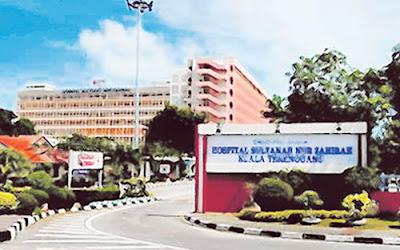Beg sandang berisi mayat bayi, RAHSIA pelajar bersalin dalam tandas asrama sekolah terbongkar apabila gadis itu ke Hospital Sultanah Nur Zahirah, Kuala Terengganu untuk mendapatkan rawatan,