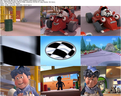 roary the racing car 2011 dvdrip movie game download