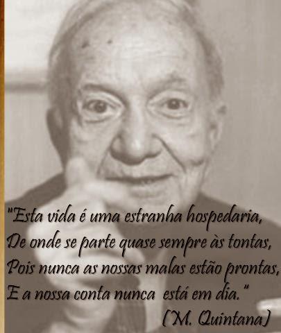 Grande poeta e escritor.