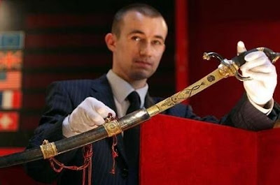 Most expensive Sword in the world napoleans battle