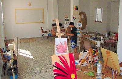 Cursos de verano en Estudios de Bellas Artes Tiempo