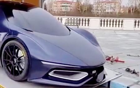 Car: Syrma Via: Eleven Design Team