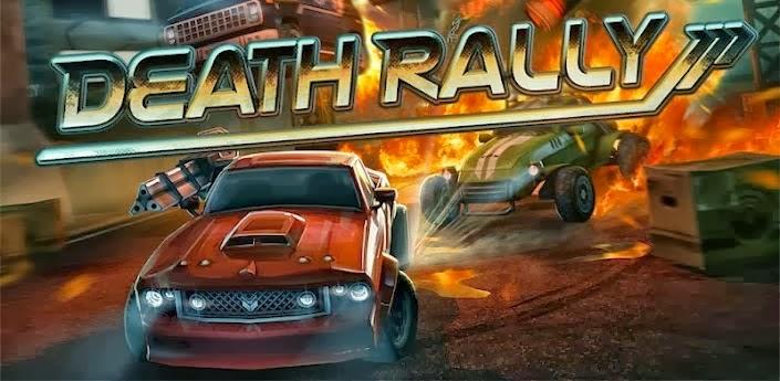Download Death Rally Apk Free Mod [Desbloqueado]