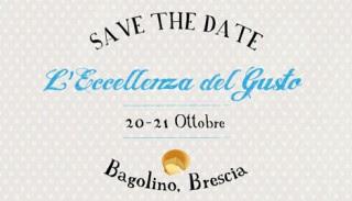 SONO TRA LE 13 BLOGGER SCELTE PER L'EVENTO A BAGOLINO DEL 20 E 21 OTTOBRE CON LA CUCINA ITALIANA