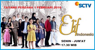 Serial Drama Elif Indonesia