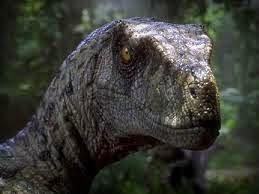 Velociraptor mongoliensis de Jurassic Park