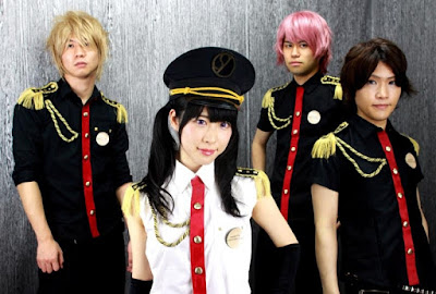 Sweets Domination, Female Fronted Power Metal from Japan