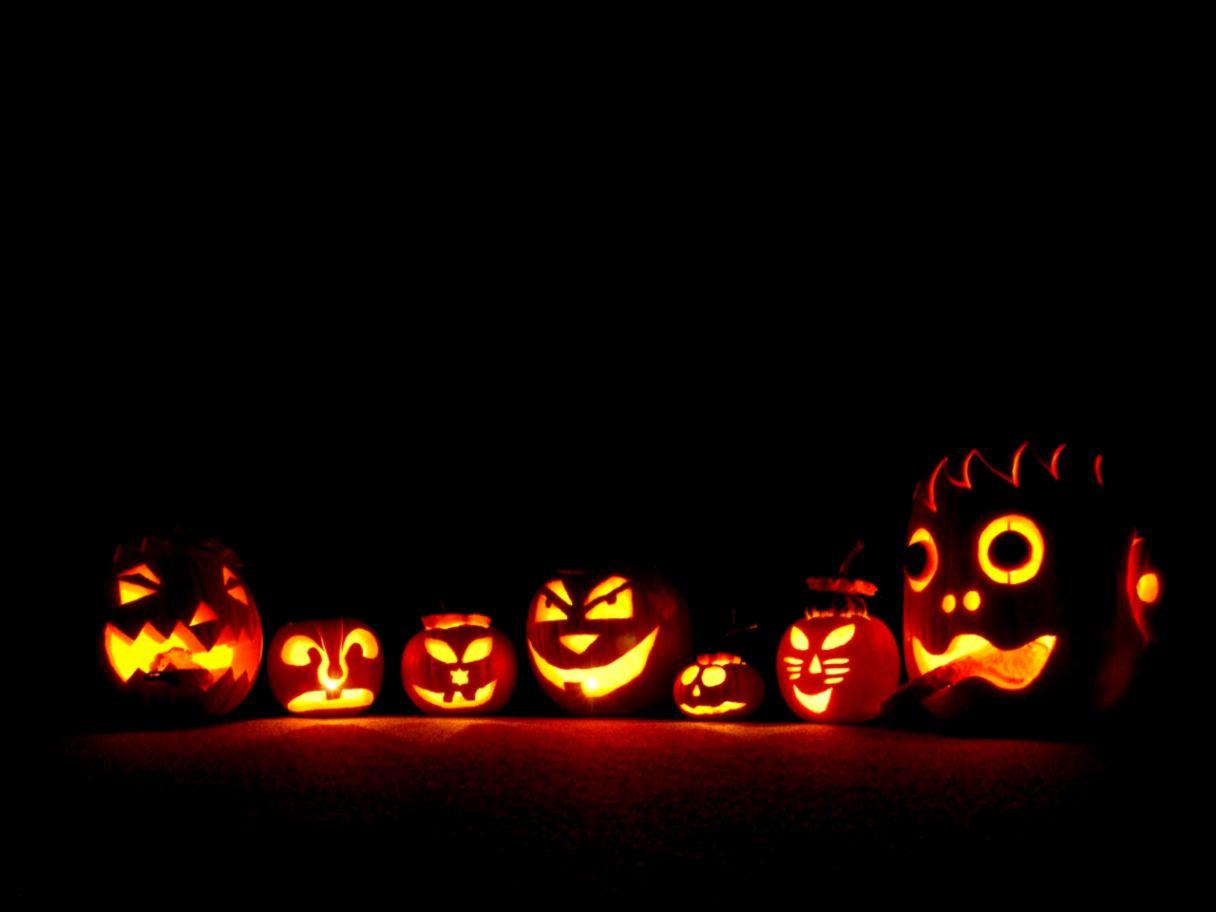 Desktop Wallpaper · Gallery · Miscellaneous · Halloween Jack O