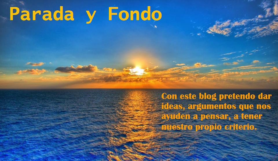 PARADA Y FONDO