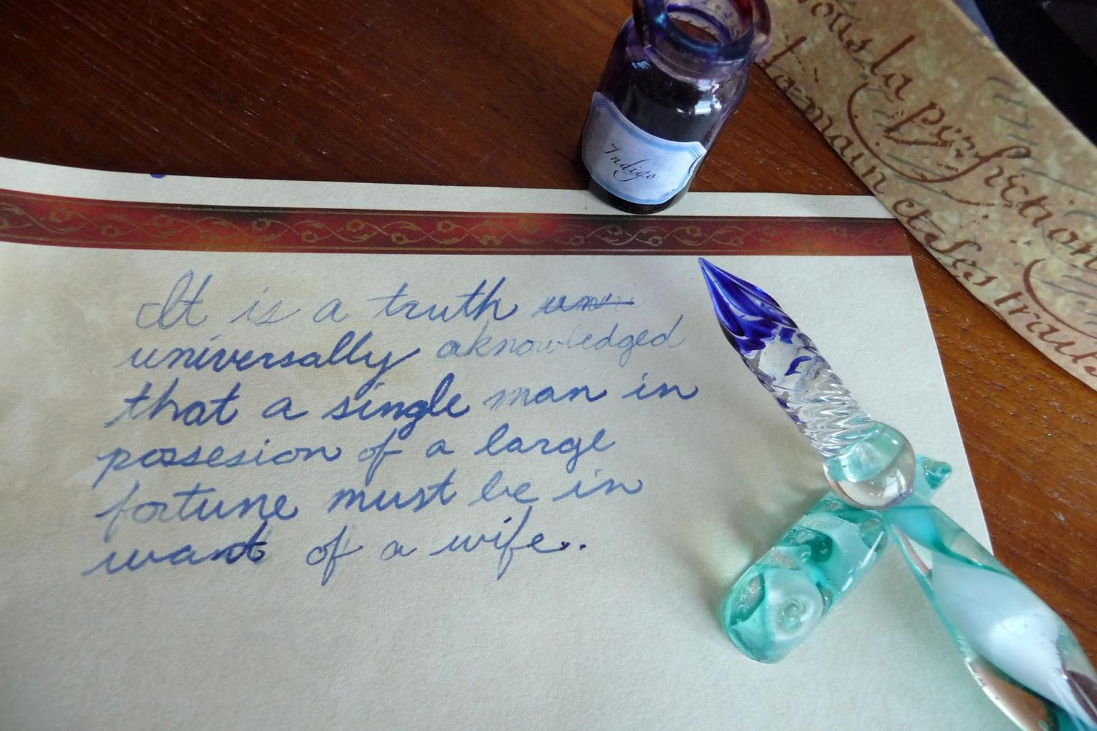 Venetian glass pens shealynn s faerie shoppe