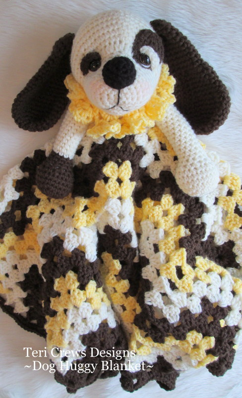 Free Crochet Pattern Huggy Blanket : Teris Blog: Dog Huggy Blanket Pattern