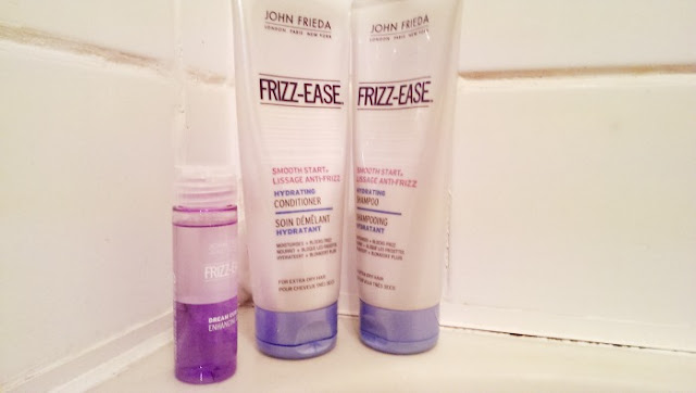 frizz ease shampoo and conditioner