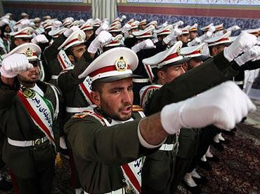 la proxima guerra militares iraníes iran ataque