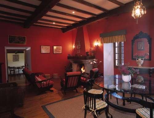 decoracion de interiores salones rusticos:Principales Características