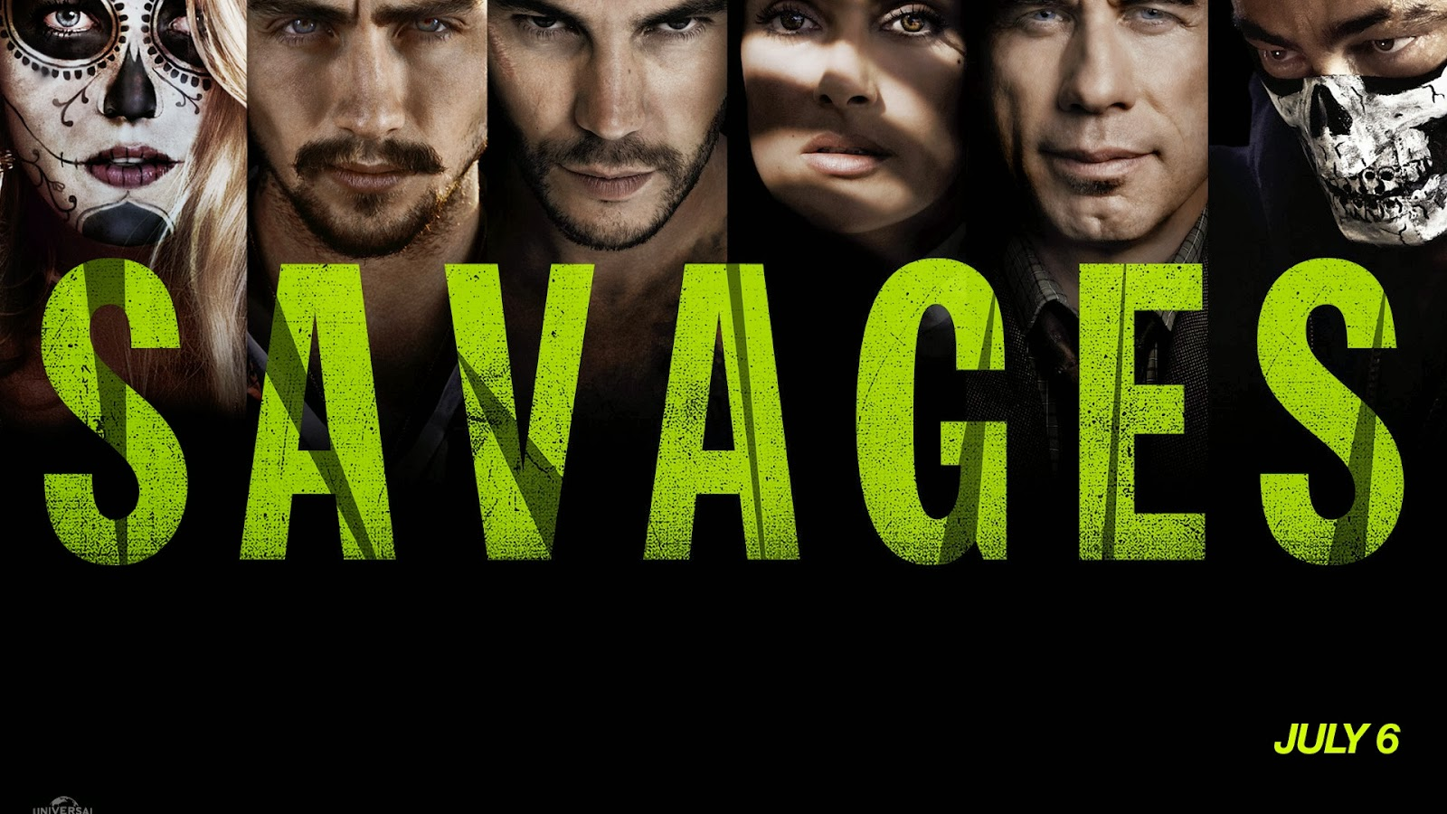 Cast of Savage