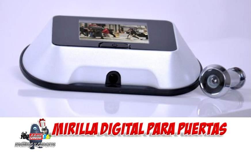 Regalos y gadgets originales y baratos mirilla digital - Mirillas digitales para puertas ...