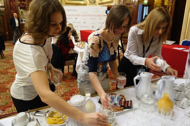 Participantes del FIDE Grand Prix Montecarlo