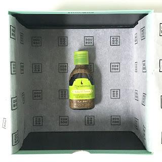 Macadamia Healing Oil Treatment Doubox Juni 2015 Douglas Unboxing