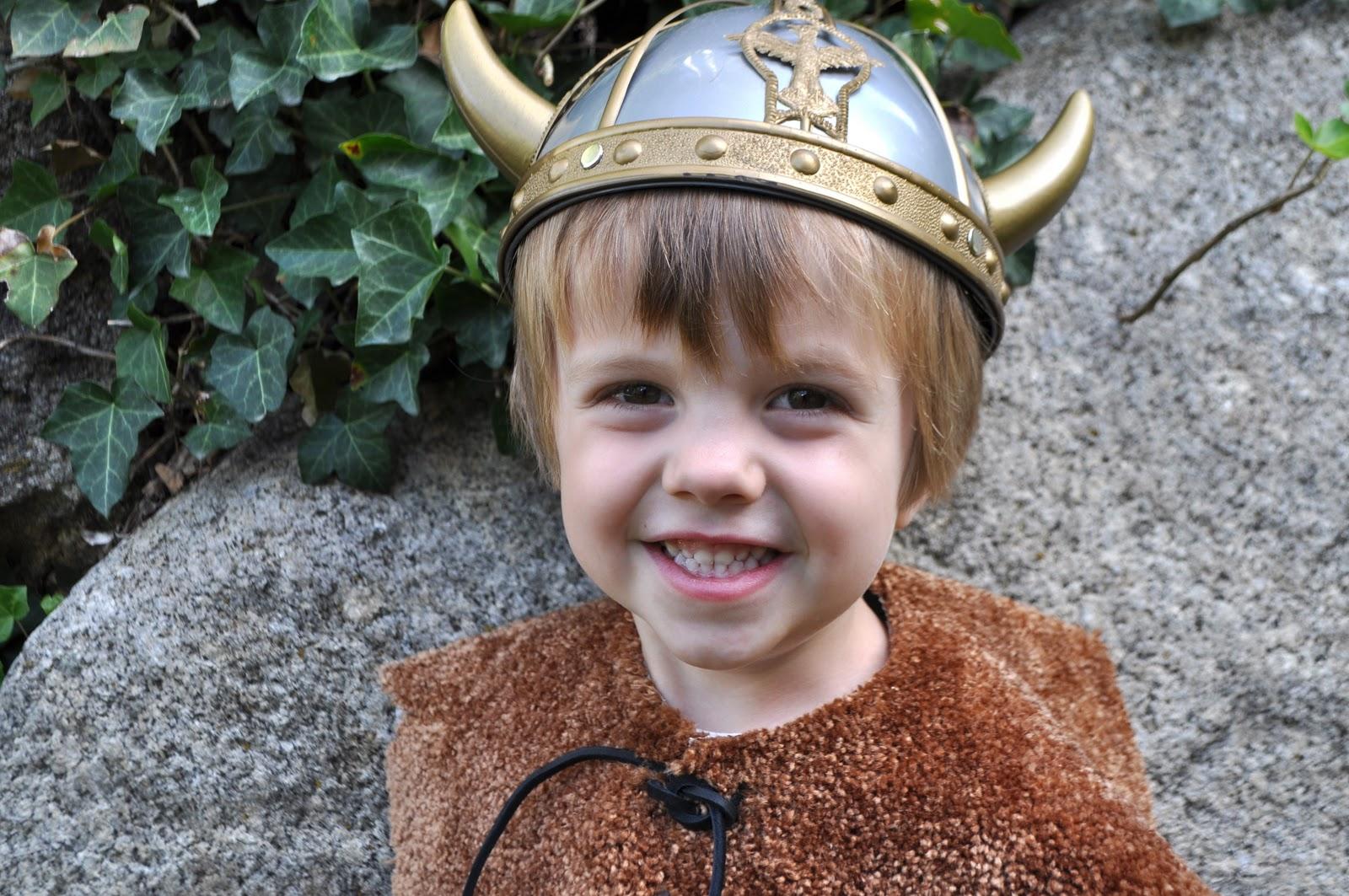 Детский костюм викинга своими руками 37