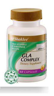 GLA membantu menstabilkan hormon slepas berhenti pil perancang