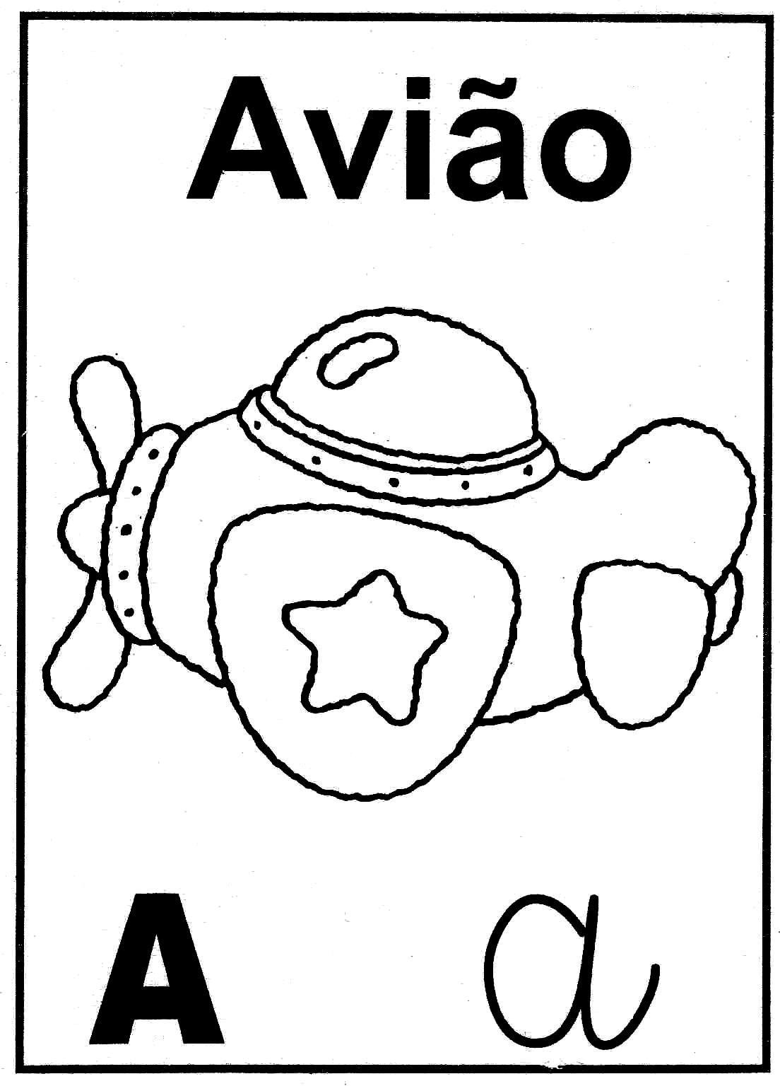Educa O Infantil A Arte De Amar Alfabeto Ilustrado