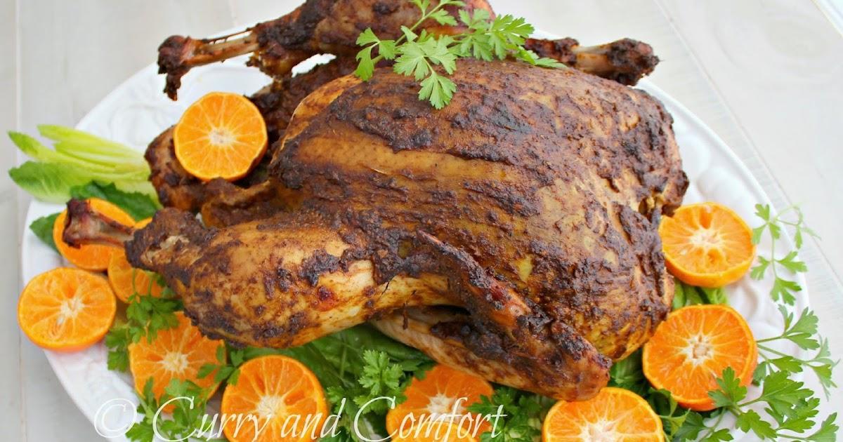 Kitchen Simmer: Tandoori Turkey