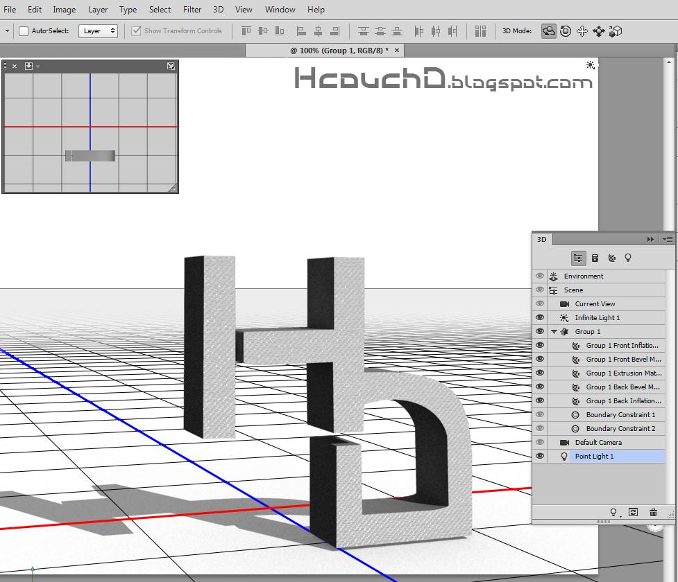 تحسين من جودة 3D :