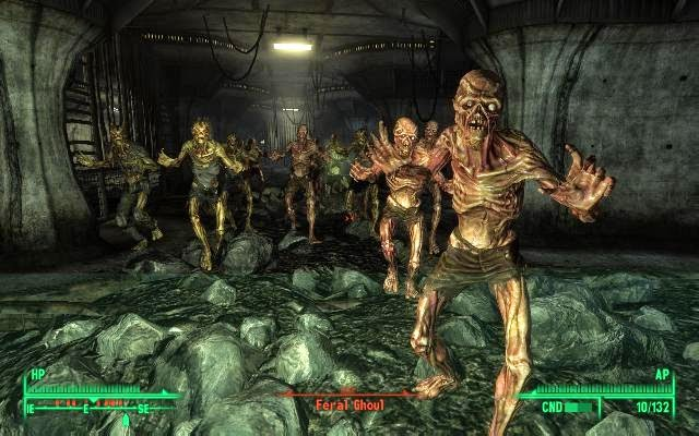 Playing Fallout 3 PC Games