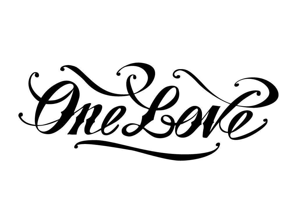 letras u2 one love:
