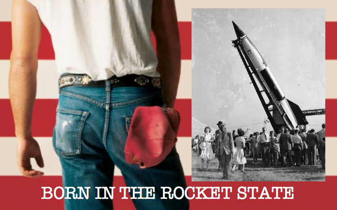 Born in the Rocket State