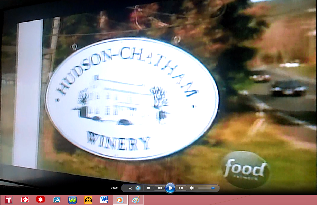 Hudson Chatham Winery on Food Network's Farmhouse Rules with Nancy Fuller