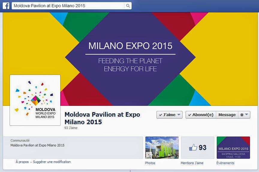 Moldova pavilion Expo 2015 Milano