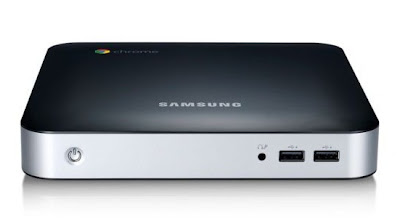 Google's and Samsung's ChromeBox