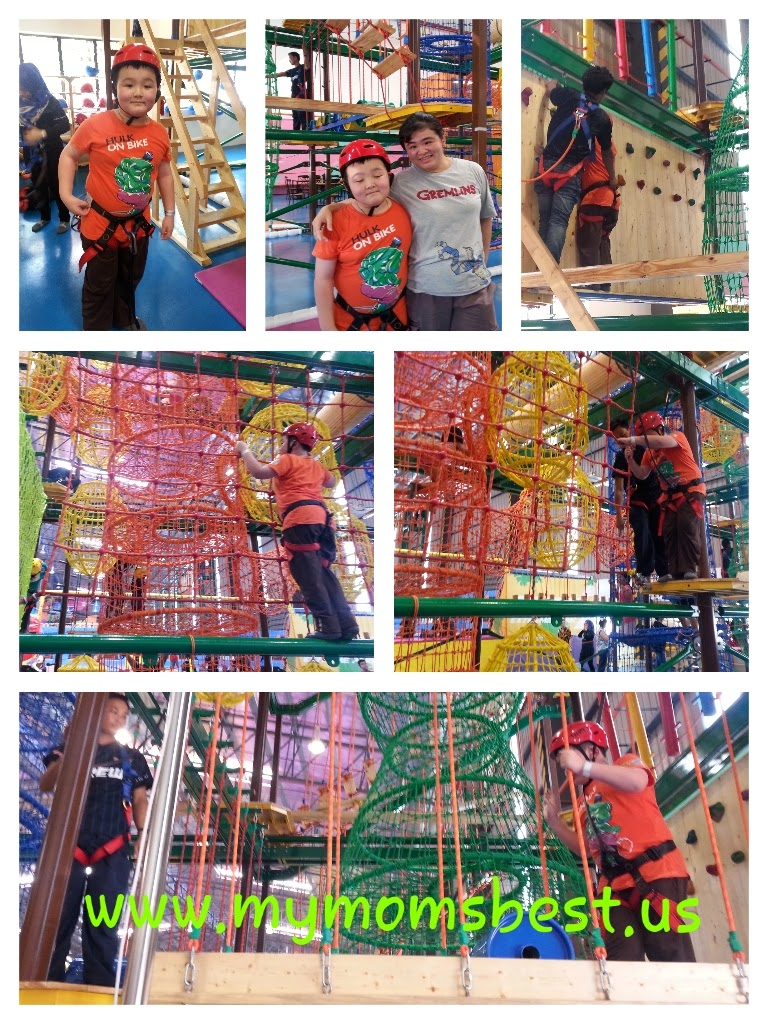 Indoor Extreme Park in Malaysia