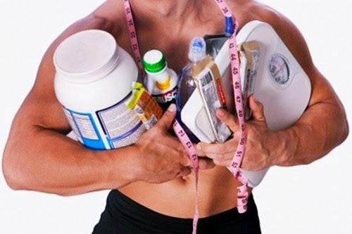 Melhores Suplementos para ganhar Massa Muscular