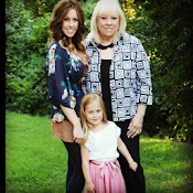 Eden, Nanny and Mom