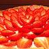 Tarte aux fraises de Plougastell